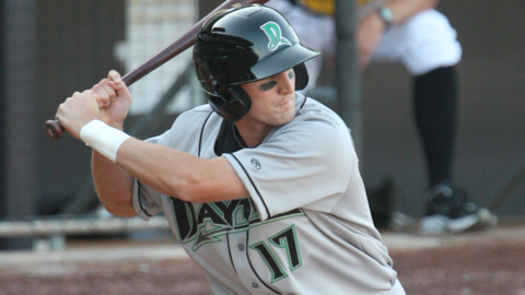 Kevyn Feiner has two homers and eight RBIs in 17 games this month.