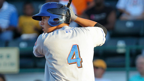 Wilmer Flores led Florida State League shortstops with 81 RBIs in 2011.