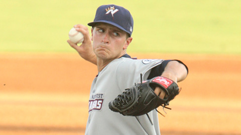 Jake Odorizzi went 5-3 with a 4.72 ERA in 12 Double-A starts last year.