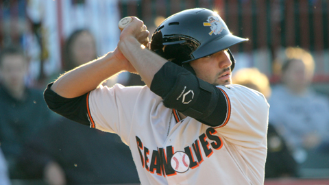 Nick Castellanos raised his Eastern League average 48 points to .273.